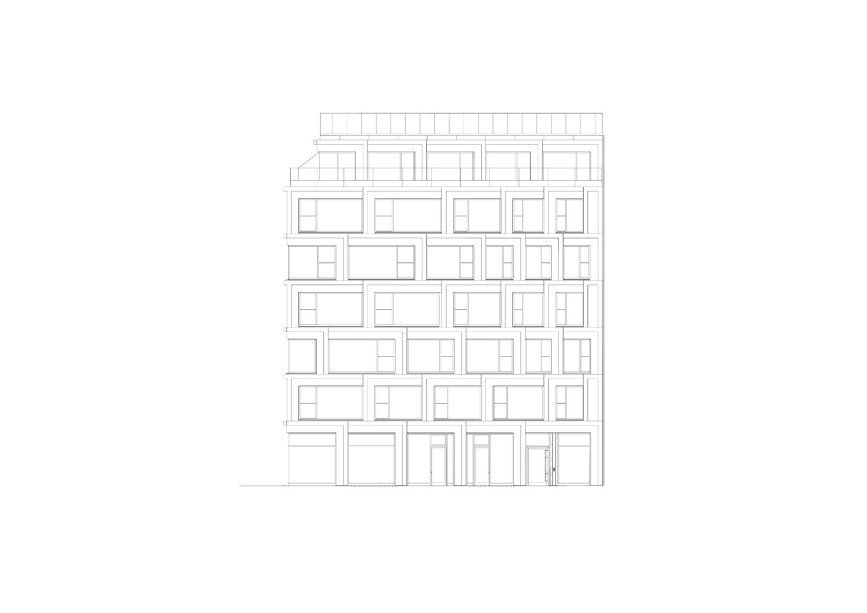 View South-East TCHOBAN VOSS Architekten}