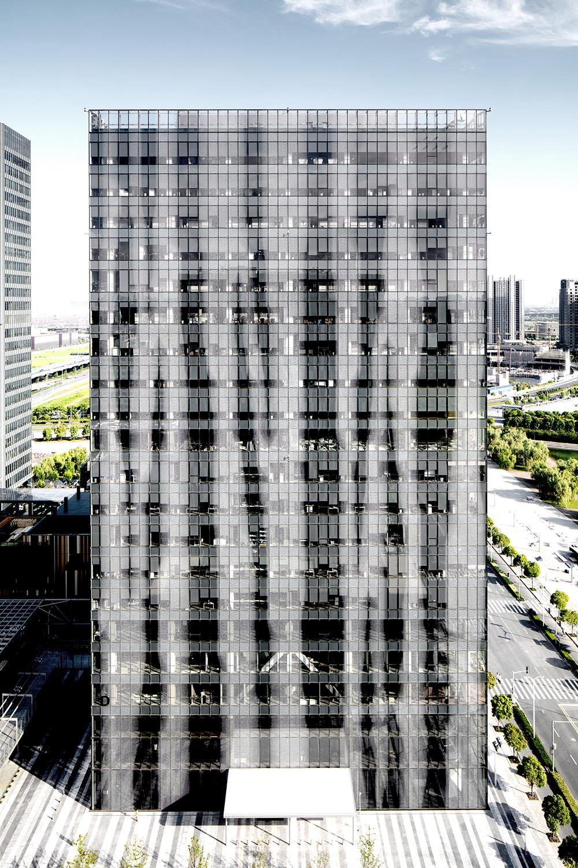 North Tower Drone Image Dmitrii Iagovkin