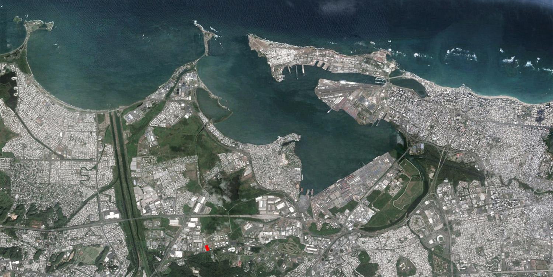 Aerial view Ruiz Pardo - Nebreda}