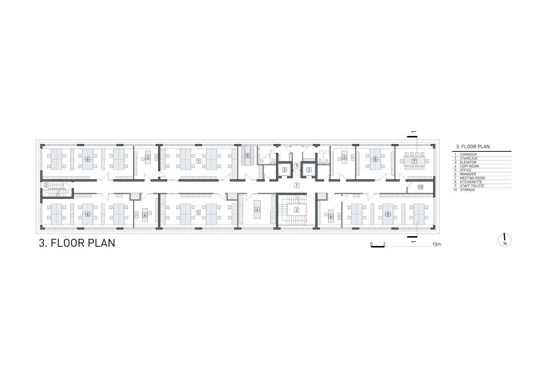 3 floor plan Rechner Architects}