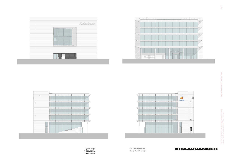 Facades © Kraaijvanger Architects}