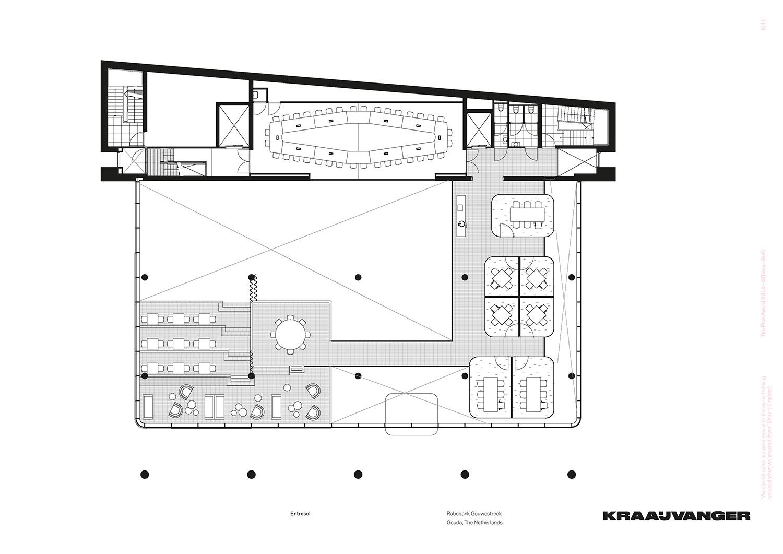 Entresol © Kraaijvanger Architects}