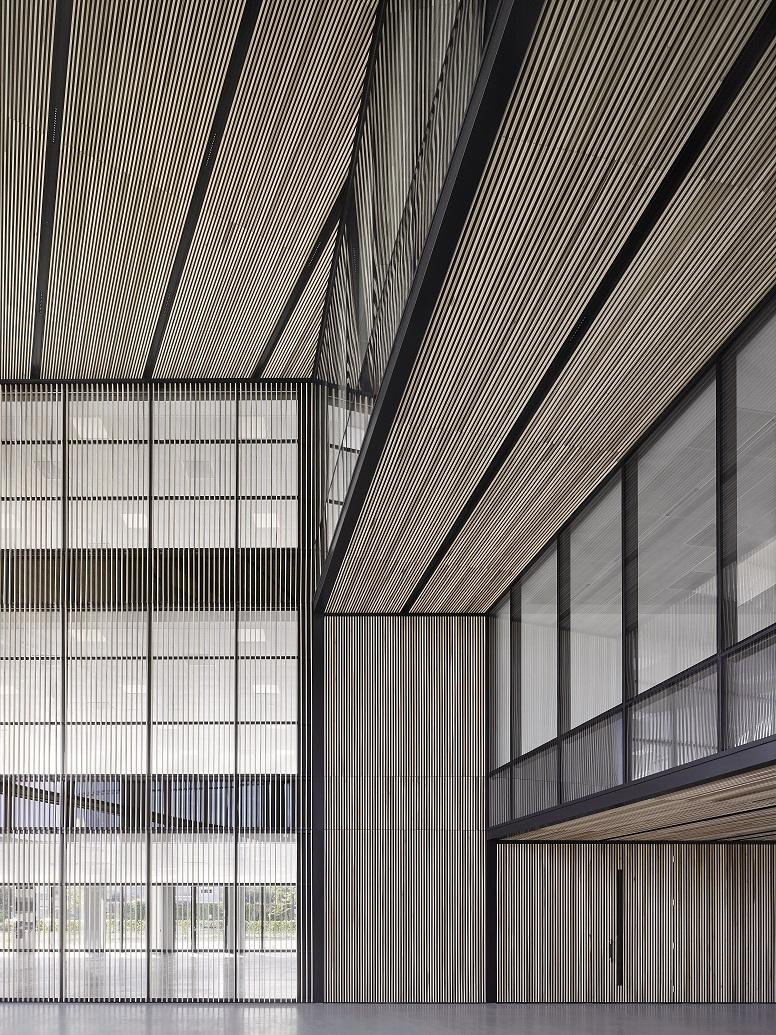 Lobby/atrium Will Pryce
