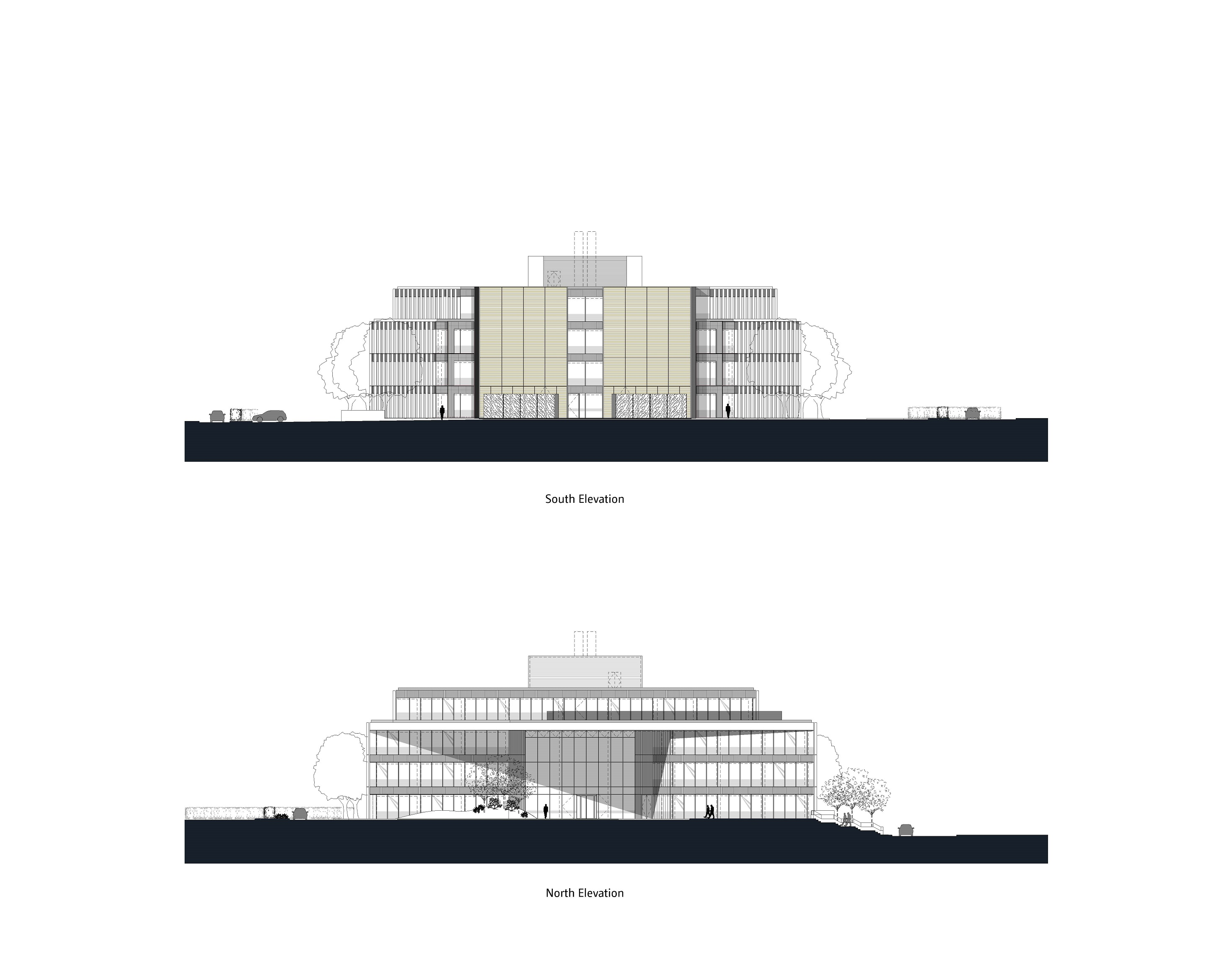 Elevations 1-2 Bogle Architects}