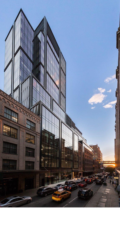 412 West 15th Street in urban context David Sungberg | ESTO
