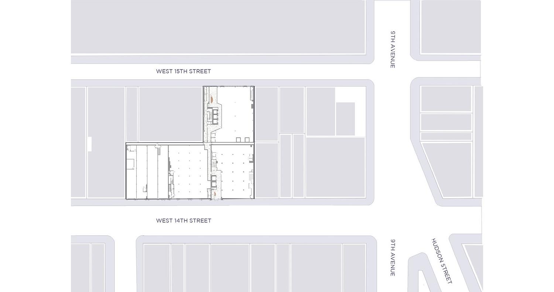 Ground Floor Plan CetraRuddy Architecture}