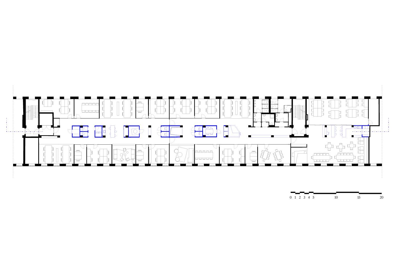 Floor plan LXSY ARCHITEKTEN}