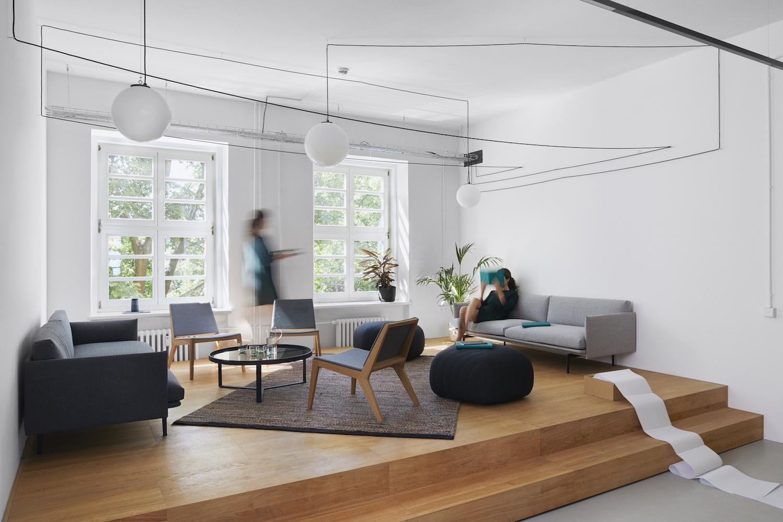 Open lounge Anne Deppe