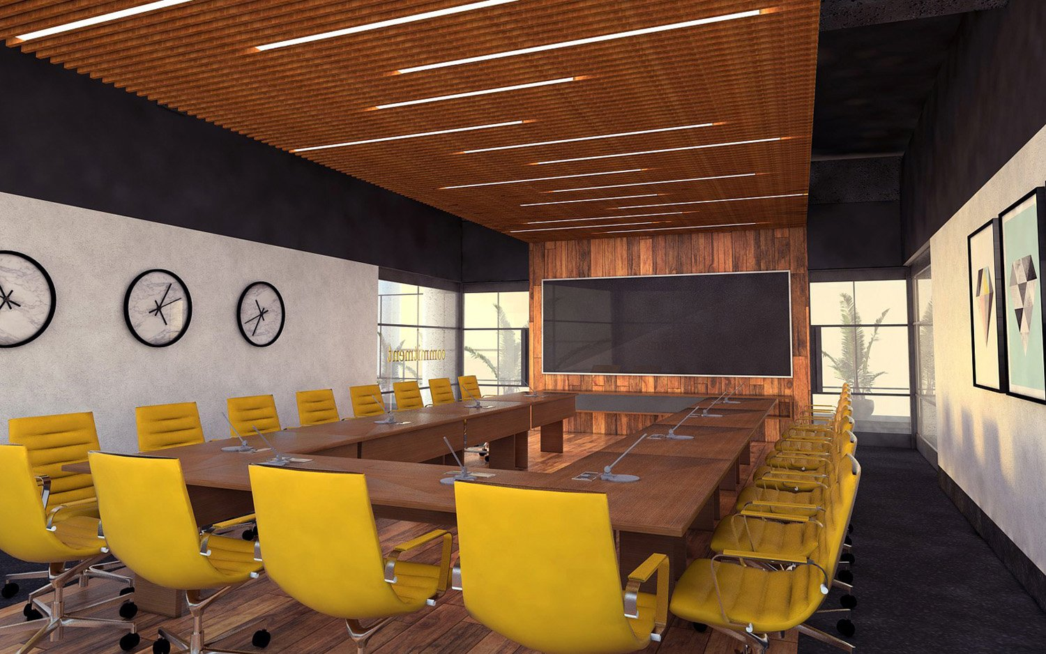 Conference Room }
