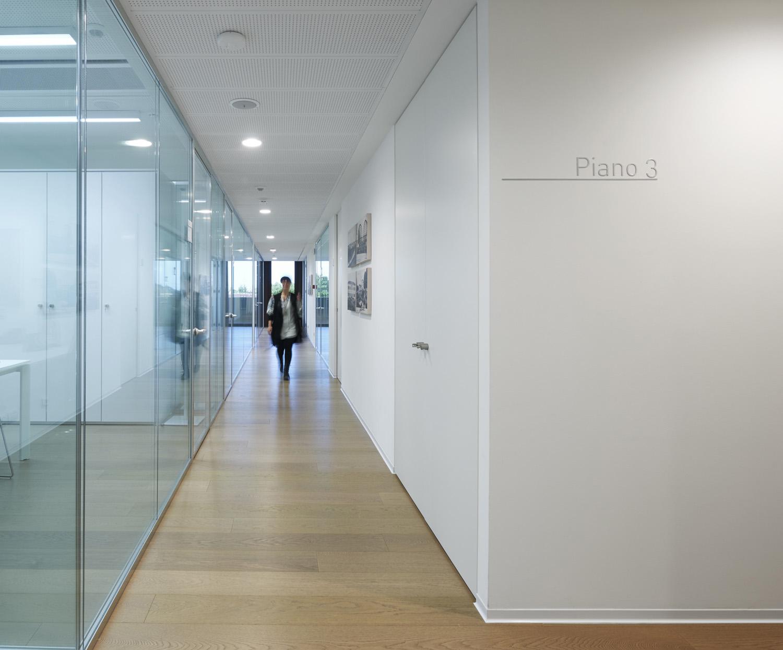 Vista degli uffici Jurgen Eheim
