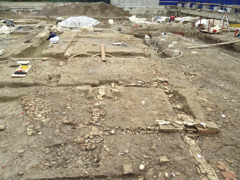I ritrovamenti archeologici Gherardiarchitetti