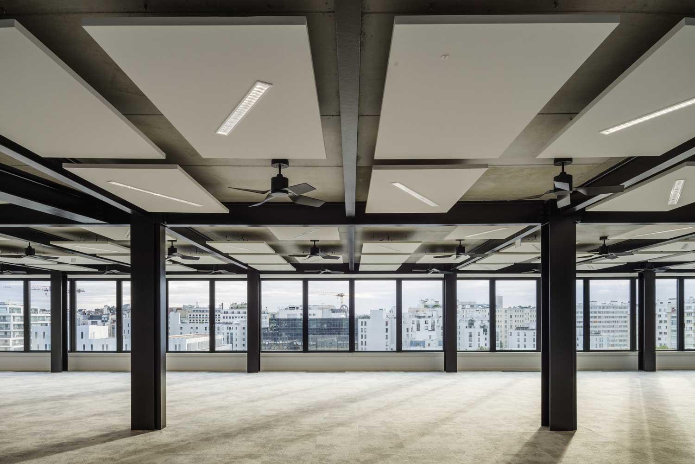 Floor 1 ChartierDalix & Brenac&Gonzalez&Associés}