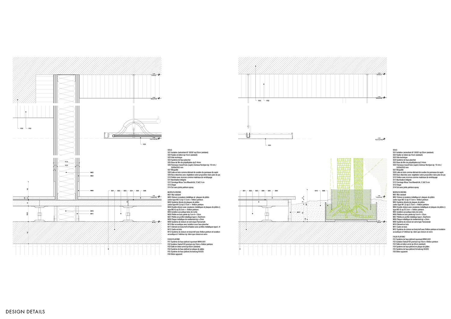 project details Montalba Architects}