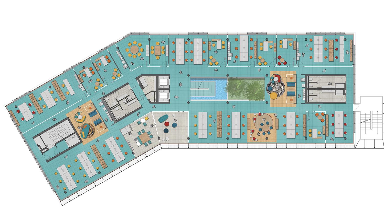 FDG_25_pianta-tipo-ecouffici Frigerio Design Group}