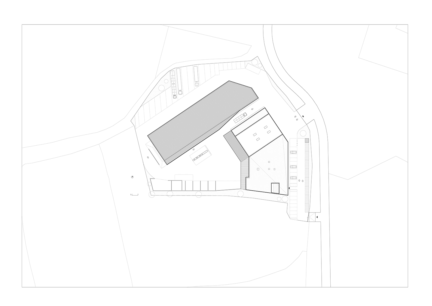 Ground Plan RAUM}