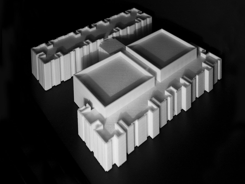 Modello di studio EFA studio di architettura}
