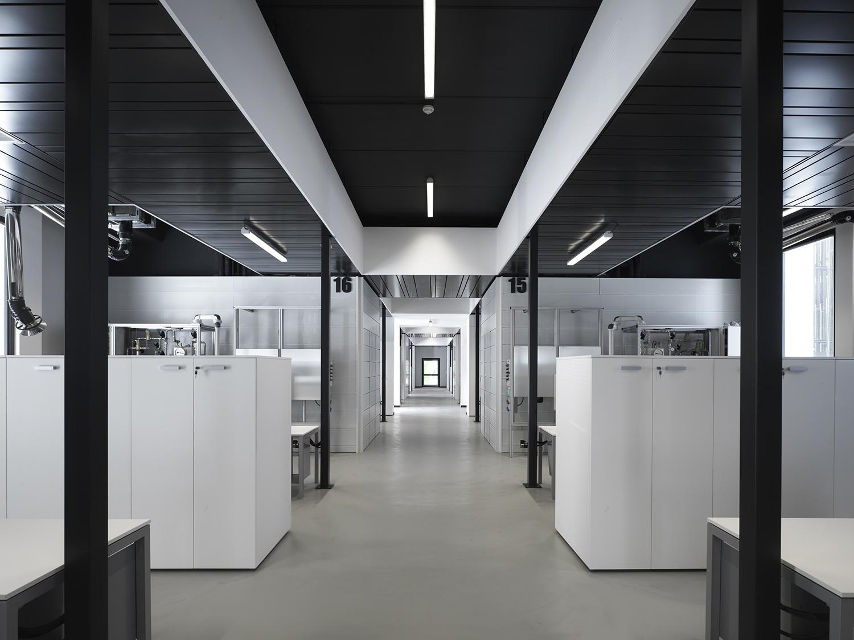 Spazi laboratorio Marco Introini