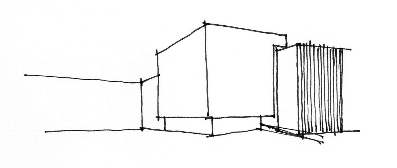 schizzo Studio Roberto Nicoletti Architettura e Design}