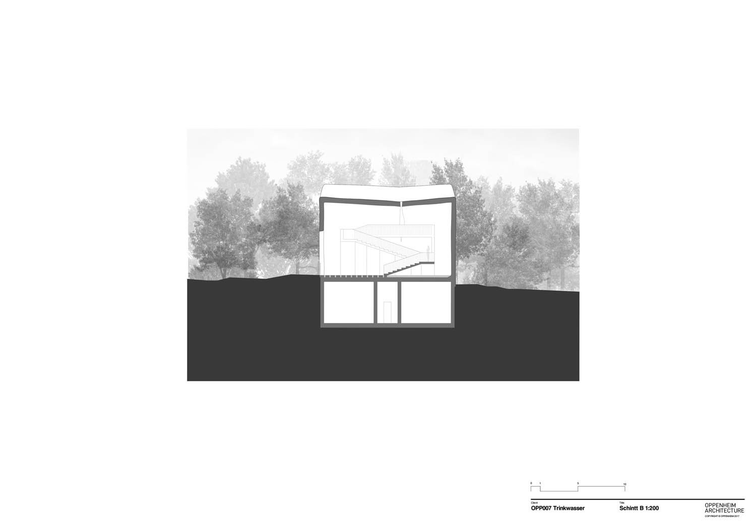 Section B Oppenheim Architecture}