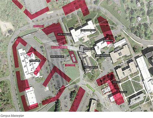 Campus Masterplan Leers Weinzapfel Associates}