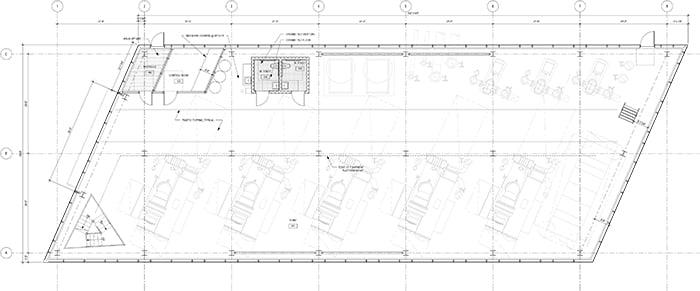 Equipment plan Leers Weinzapfel Associates}