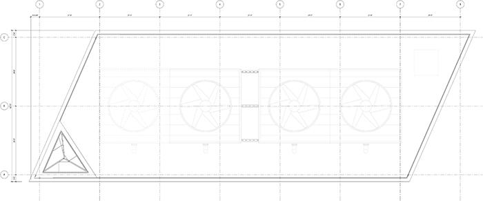 Roof plan Leers Weinzapfel Associates}