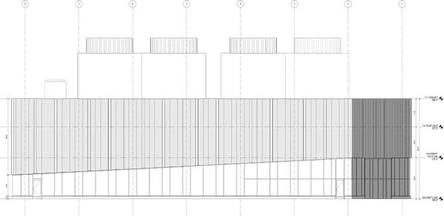 Building elevation Leers Weinzapfel Associates}