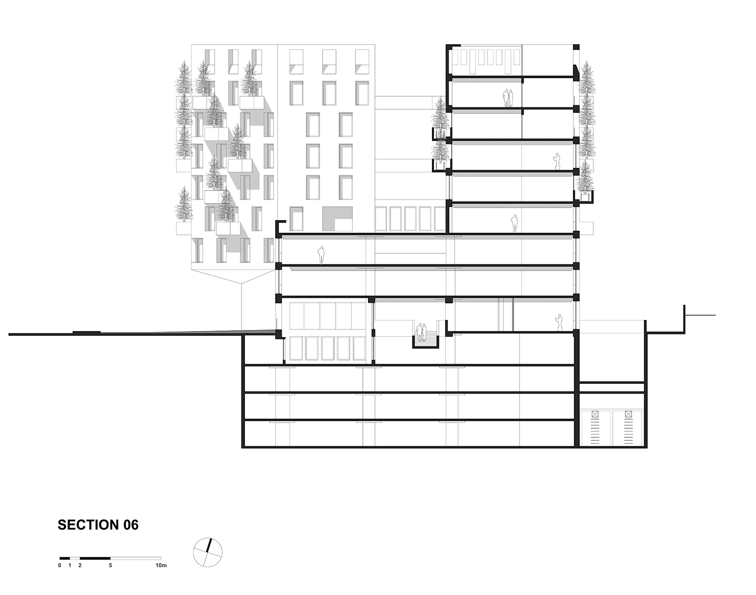 SECTION 06 GONZALO MARDONES ARQUITECTOS}