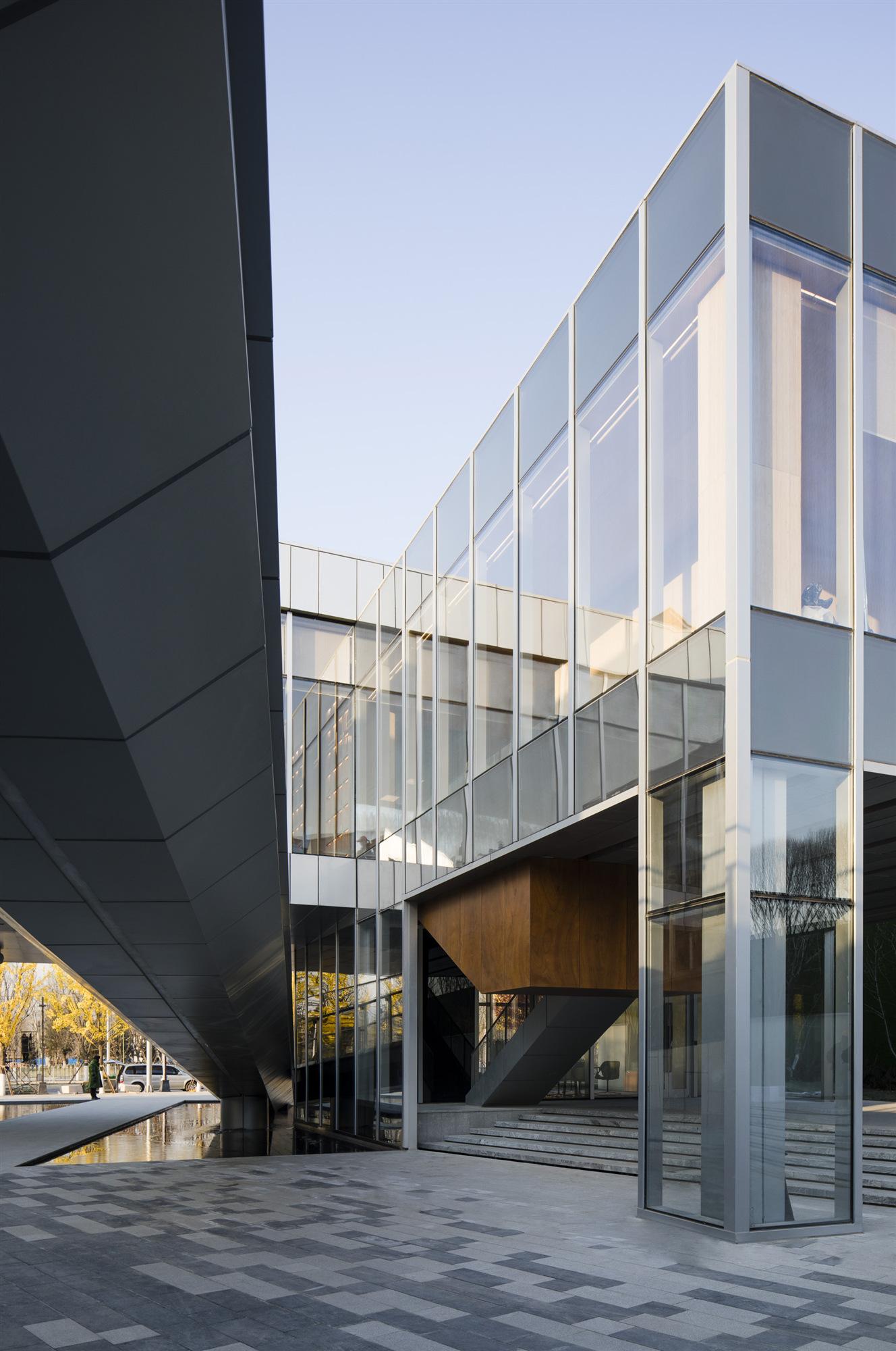 Courtyard Landscape Lacime Architects