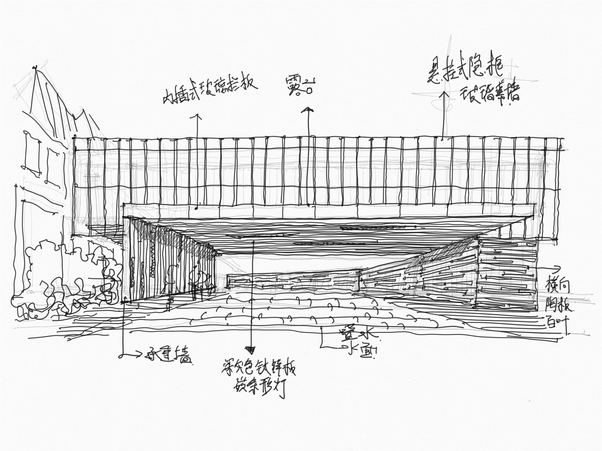 Sketch 3 Lacime Architects}