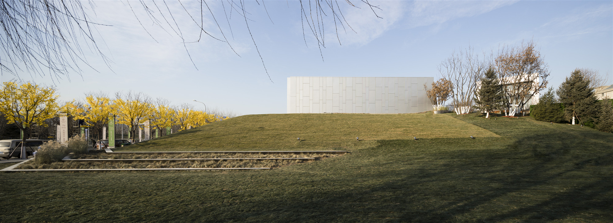South of the base Lacime Architects