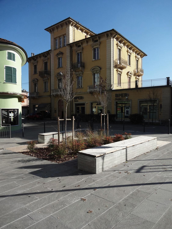 Vista diurna area verde Francesco Adorni