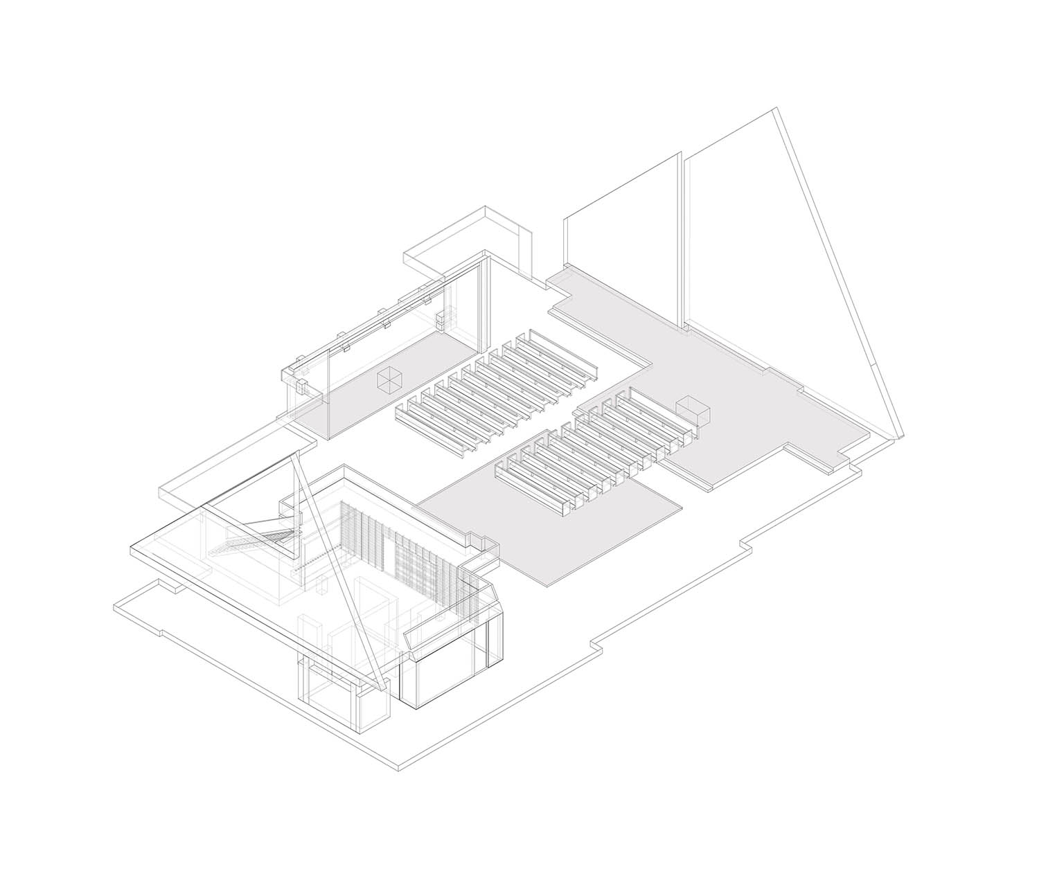 additional heating and mobile benches 2 bfa}
