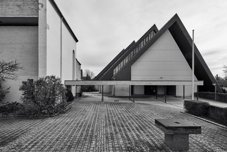 beton brut from the sixties Valentin Wormbs, Stuttgart