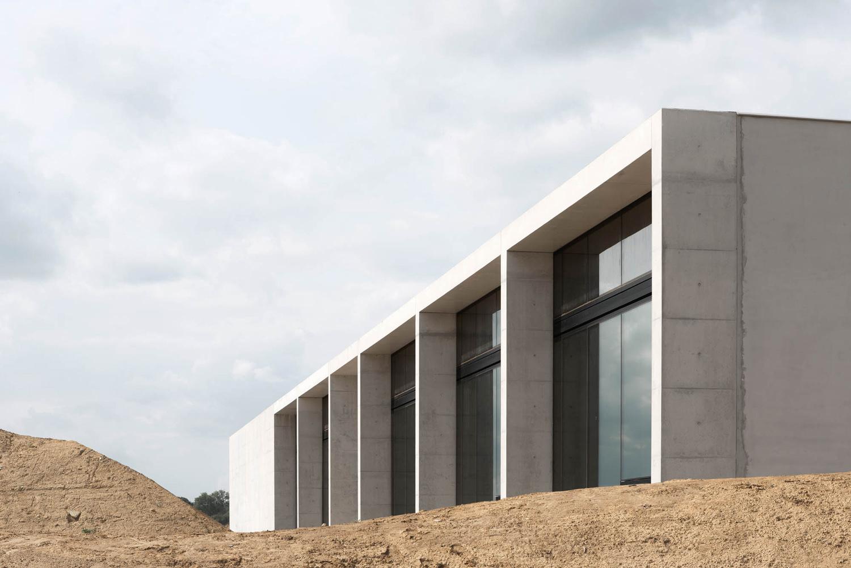 South facade Sebastian van Damme