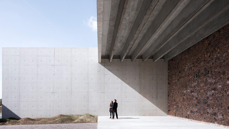 Patio: transitional zone Sebastian van Damme