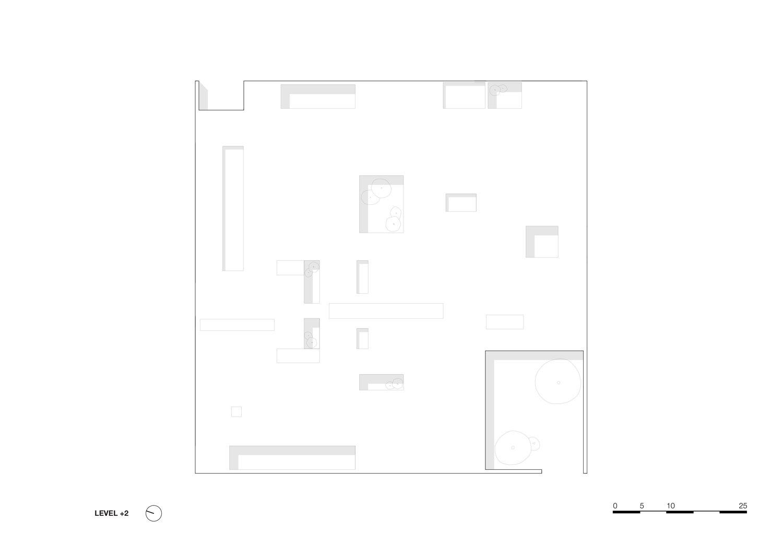 Floor plan 2 KAAN Architecten}