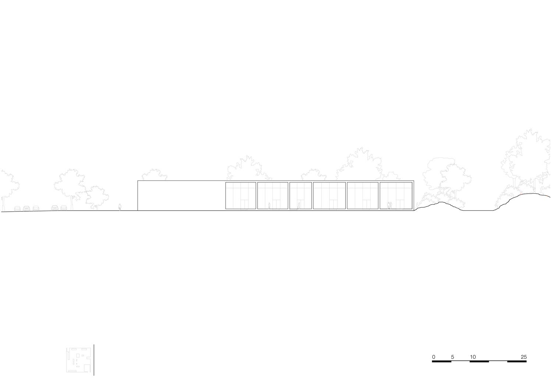 Elevation south KAAN Architecten}