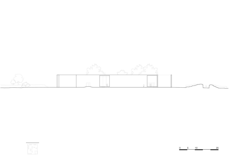 Elevation east KAAN Architecten}