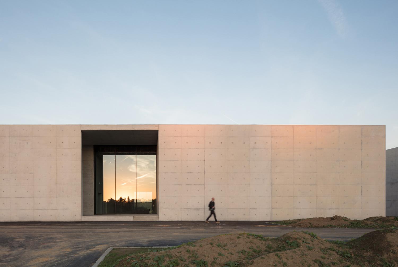 West facade Sebastian van Damme