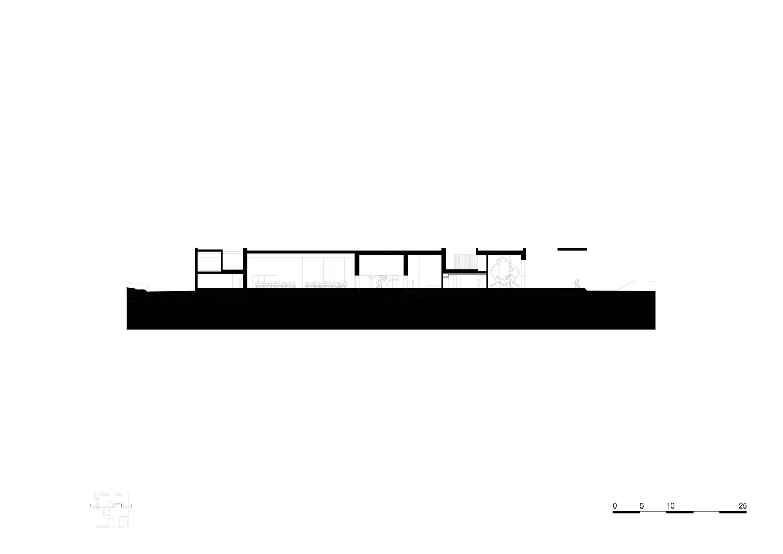 Section CC' KAAN Architecten}