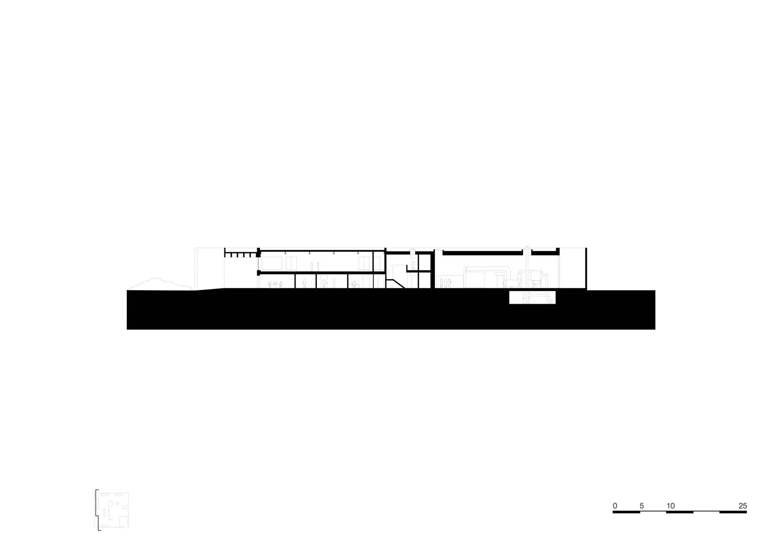 Section DD' KAAN Architecten}