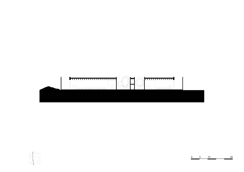 Section EE' KAAN Architecten}