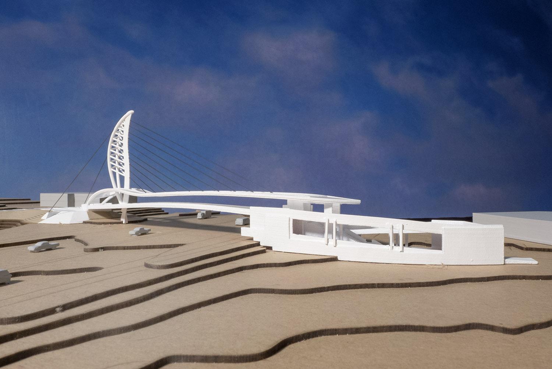 Study Model Fentress Architects}