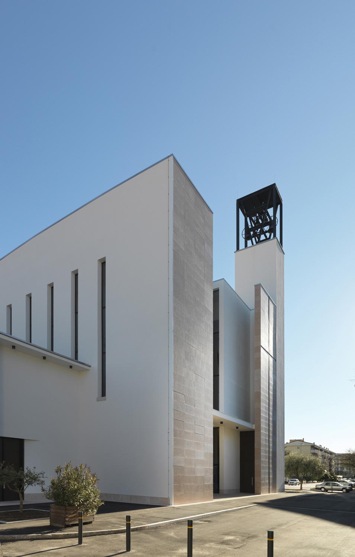facciata principale Maurizio Marcato
