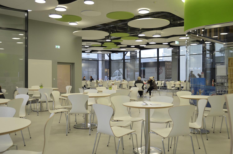 IZS_04_Cafeteria_SEHW_Stuttgart SEHW Architektur GmbH