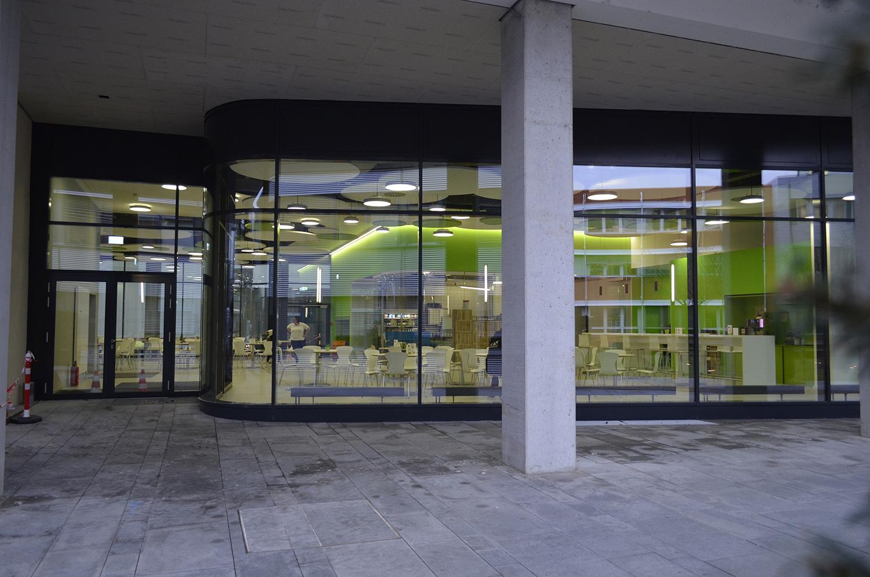 IZS_02_Entrance_SEHW_Stuttgart SEHW Architektur GmbH