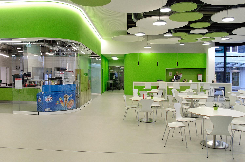 IZS_01_Cafeteria_SEHW_Stuttgart SEHW Architektur GmbH