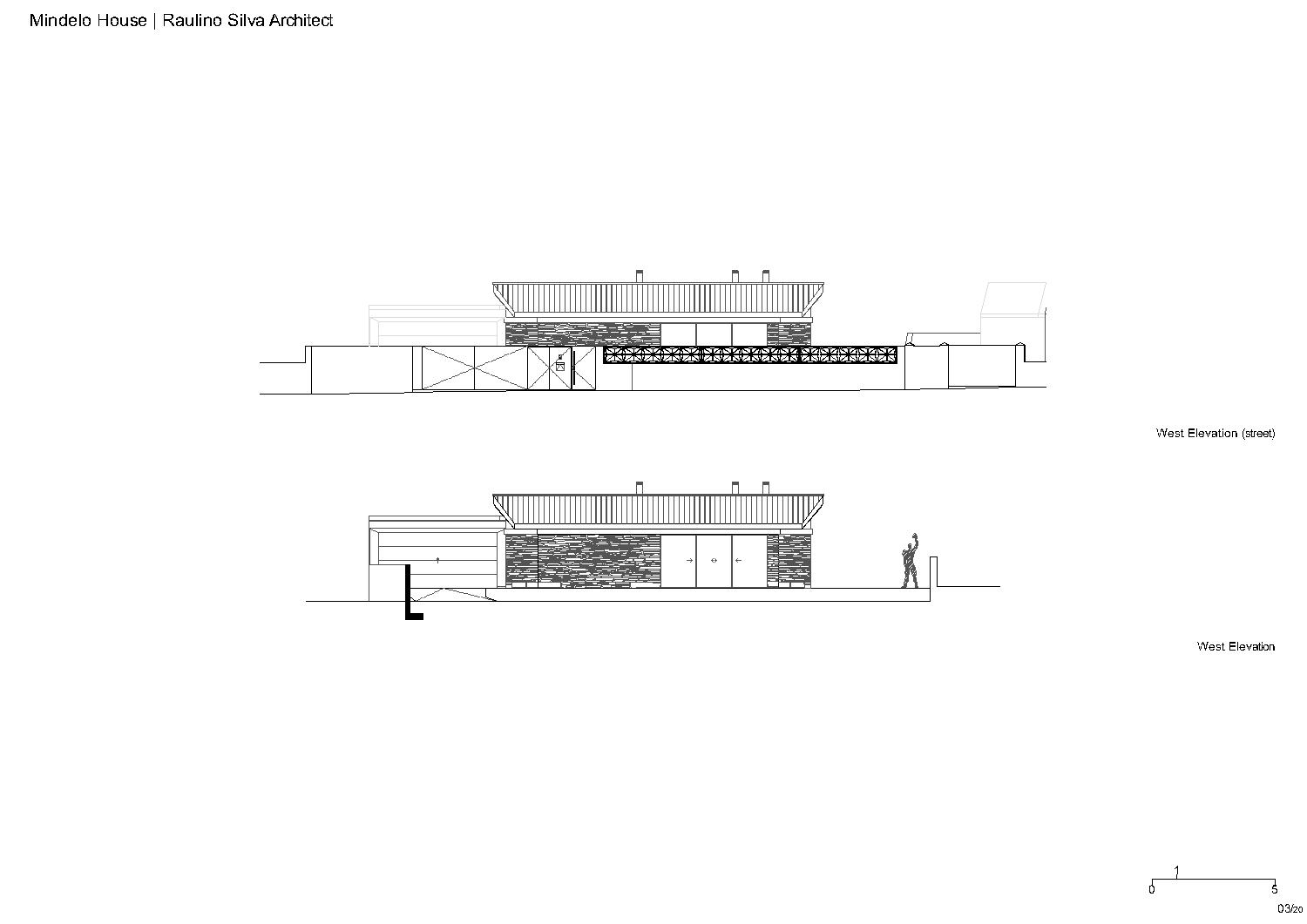 Elevations Raulino Silva Architect}