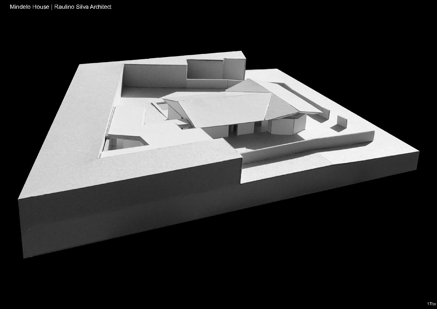 Model Raulino Silva Architect}